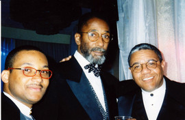 With Gonzalo Rubalcaba & Ron Carter