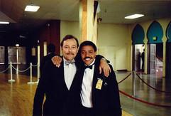 Ignacio & Rubén Blades. Los Angeles