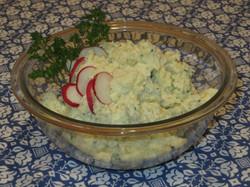 Potato Cheese Spread