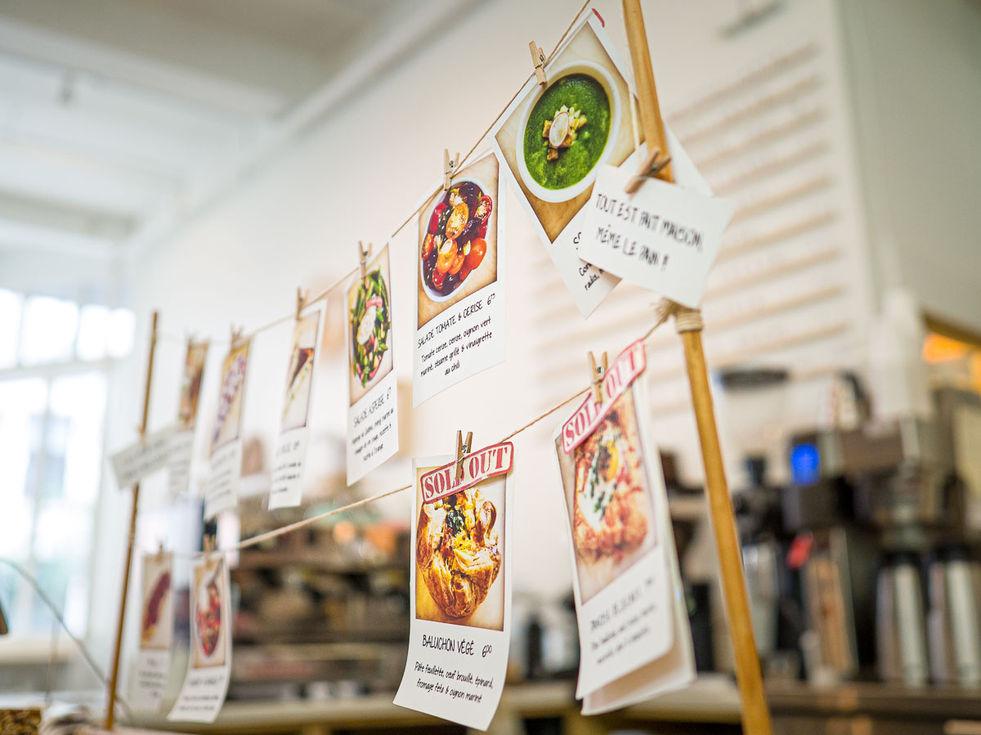 La Finca café & marché local