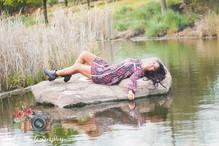 Cypress Senior Photographer