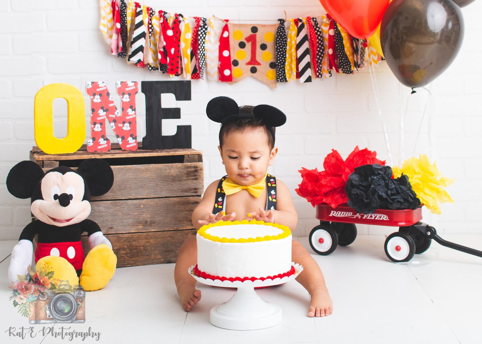 Outstanding Cake Smash Photographer Houston Tx Personalised Birthday Cards Veneteletsinfo