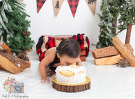 In studio cake smash cypress, tx