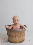 in studio children photography