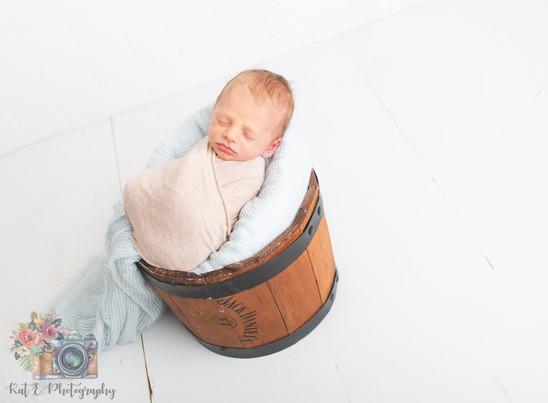 Cypress newborn photographer