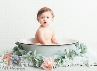 Houston Milk Bath Photographer