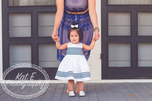 Outdoor Cypress child photography
