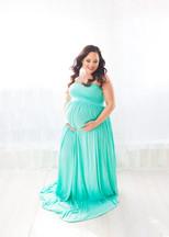 in studio maternity