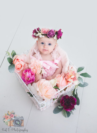 In Studio Cypress Baby Photography