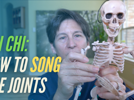 """How to """"Song"""" your body in Tai Chi"""