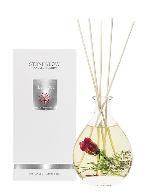 Red Rose Reed Diffuser