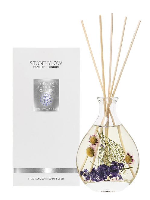 English Country Garden Reed Diffuser