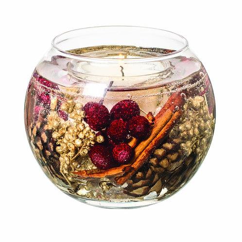 Nutmeg & Ginger Natural Wax Gel Fishbowl