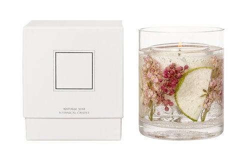 Apple Blossom Gel Vase