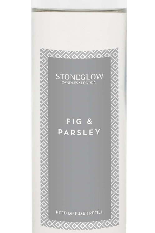 Fig & Parsley Reed Diffuser Refill