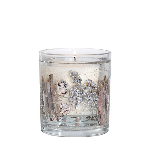 White Cashmere & Pear  Gel Tumbler Candle