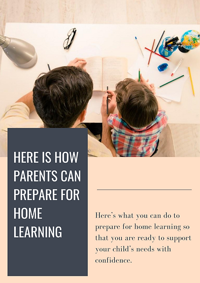 Here is how Parent's can Prepare for Hom