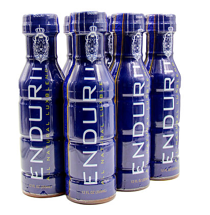 ENDURII LUXBLEND - All Natural Drink - Case of 6_12oz bottles