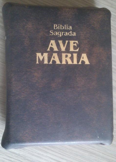 Biblia Ave Maria (Tamanho Médio)