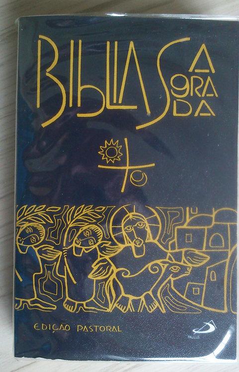 Bíblia Pastoral (Tamanho Médio)