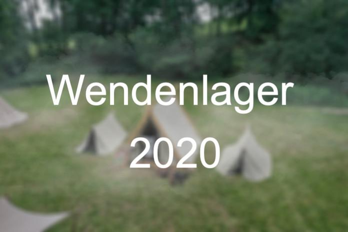 Wendenlager 2020