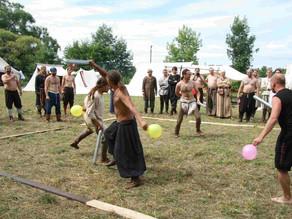 Veranstaltung bei Hersir in Svíngard - 13. bis 14.07.2013