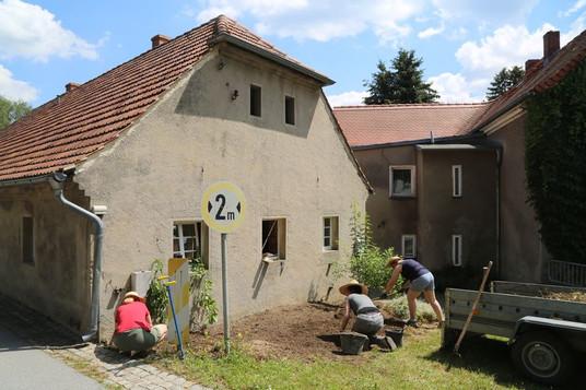 Korbmacherhaus Außenansicht