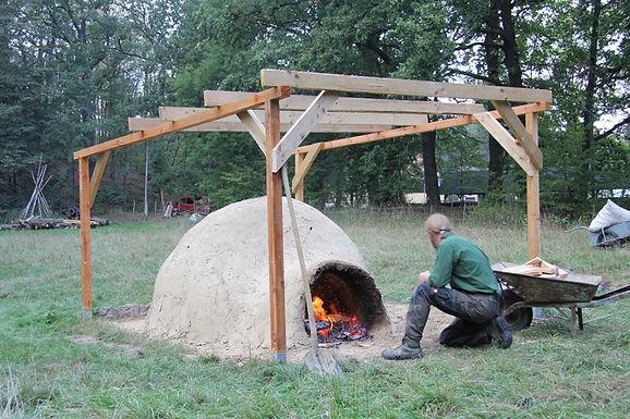 Experimentalarchäolgie: Ein Neolithischer Keramikbrennofen im Praxistest 14.-16.09.2018