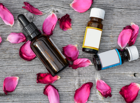 Using aromas to find balance and heal