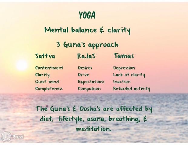 Yoga - Mental Balance & Clarity