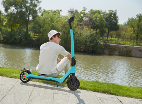Joyor Electric Scooter: A Look Through the Eyes of the Brand
