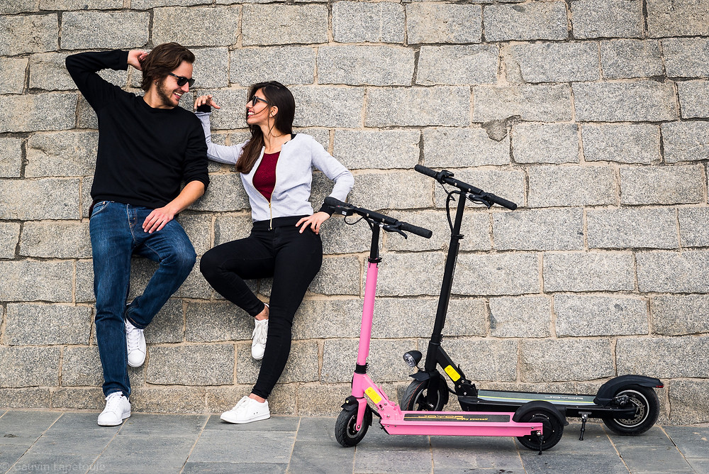Electric Scooter Joyot F Series