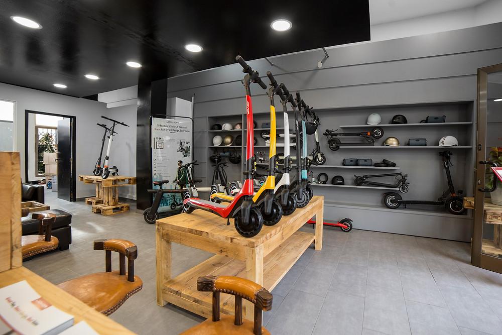 electric scooter repair Sant Cugat