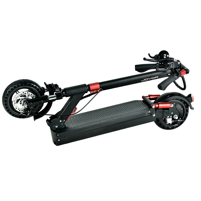 Joyor Electric Scooter G series folded