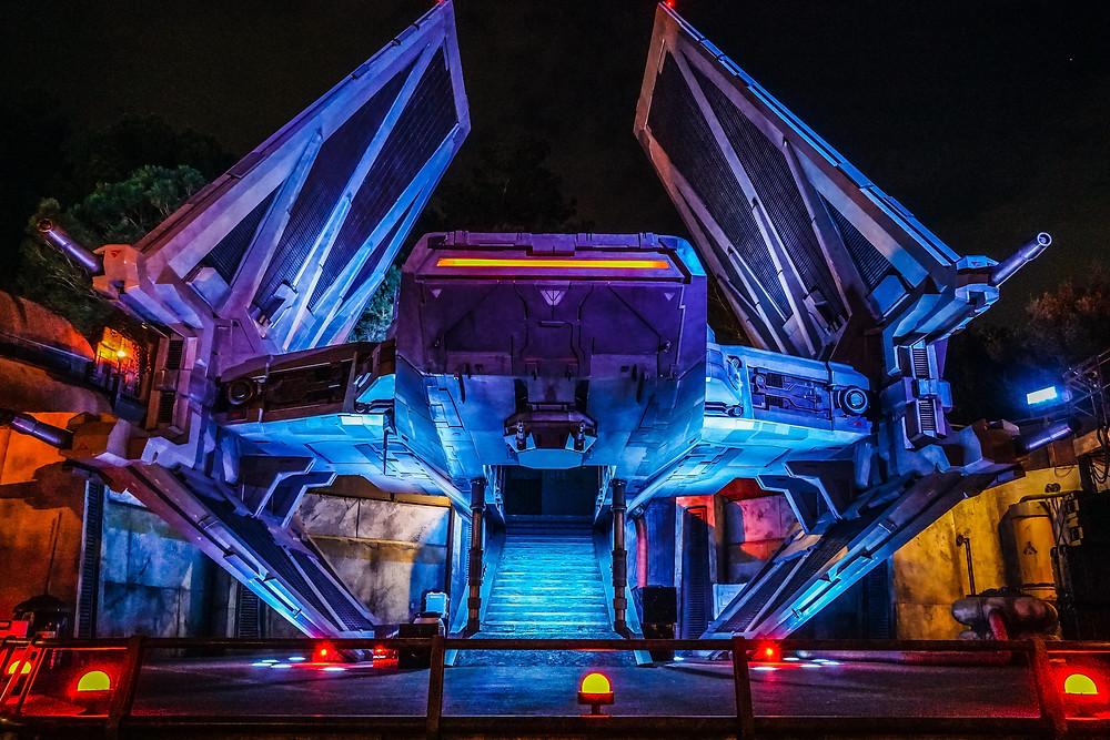 Patinete Eléctrico Joyor nave espacial