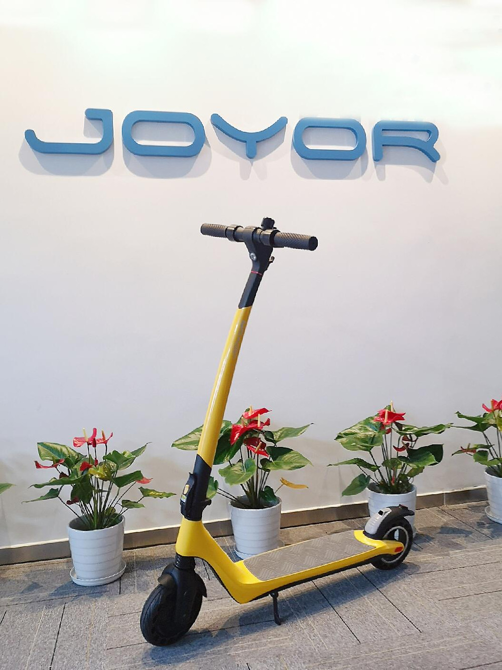 Joyor Electric Scooter A3 yellow