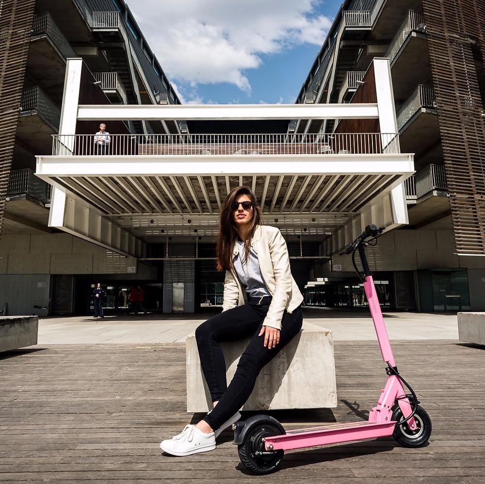 Joyor Electric Scooter F Series Women's Day
