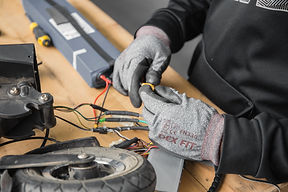 Reparación patinetes eléctricos Mataró R