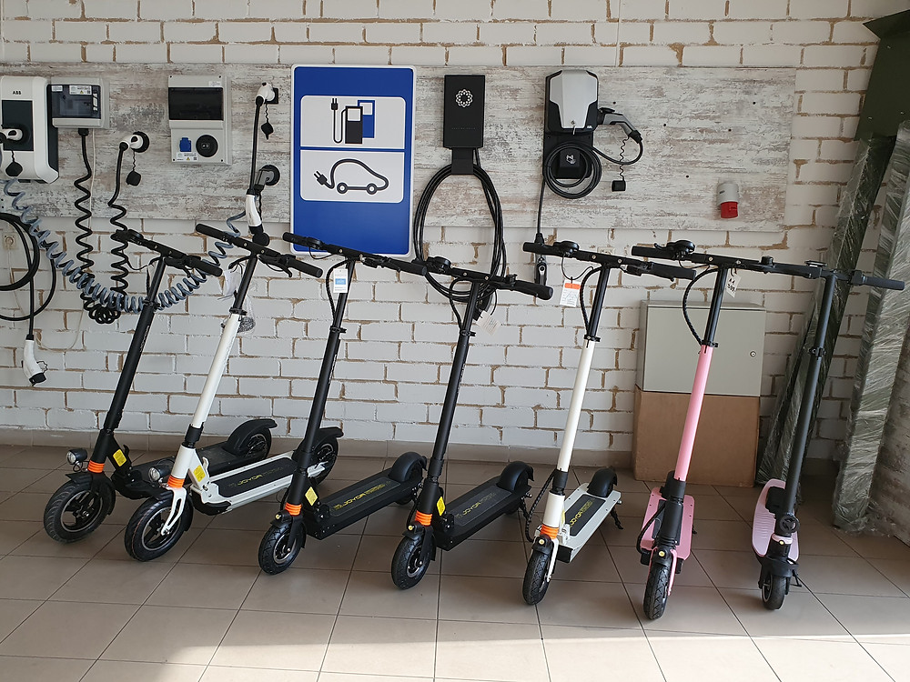 Electrocars Joyor Electric scooter