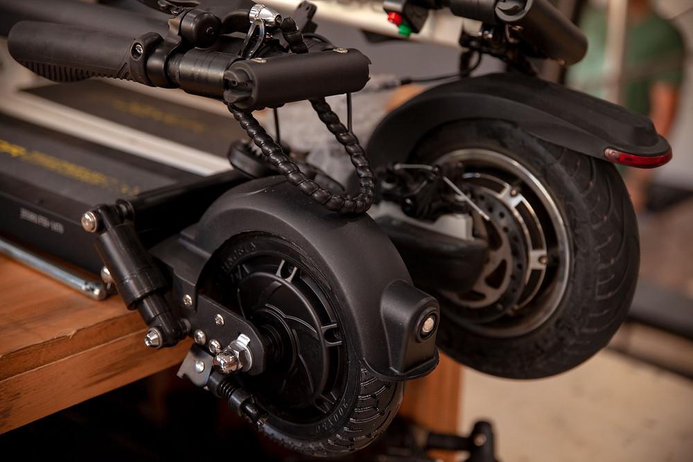 Joyor Electric Scooter maintenance