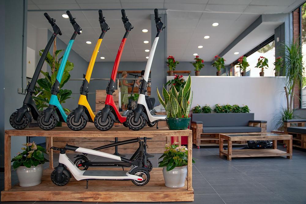 electric scooter repair Mataró electric scooter repair Sant Cugat