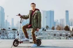 Scooter Elétrica Joyor Série Y