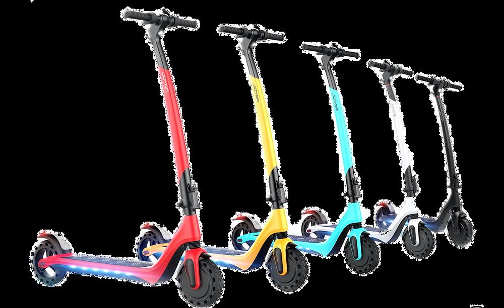 Joyor électrique scooter unique