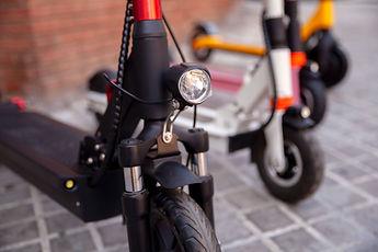 luces_patinete_eléctrico_Joyor_electric