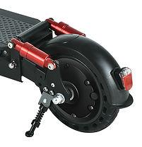 Scooter Elétrica Joyor G travão e luz traseiros