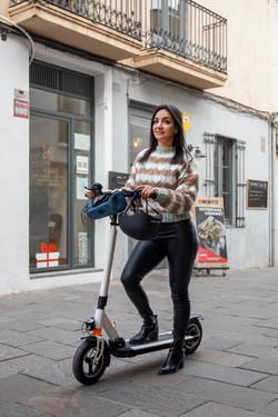 Patinete Eléctrico Joyor Electric Scoote