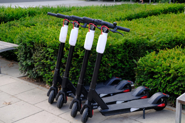 Joyor Electric scooter; Patinete eléctrico Joyor