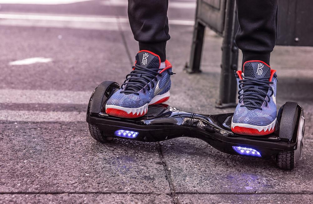 patinete eléctrico Joyor hoverboards