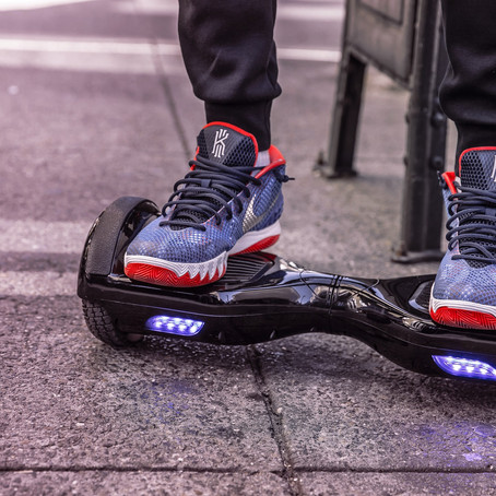 Hoverboards: Why the Hype?
