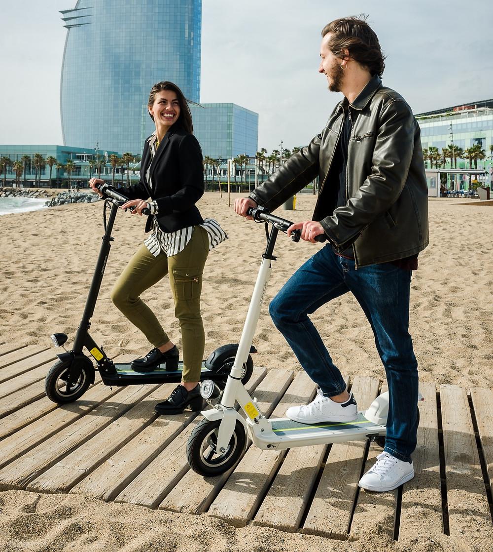 Joyor Electric Scooter perfect walk